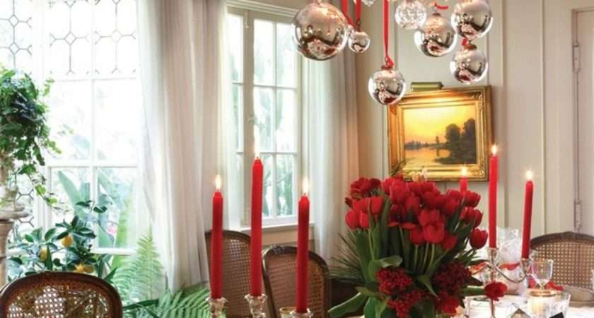 Christmas Home Decor Vintage Chandelier