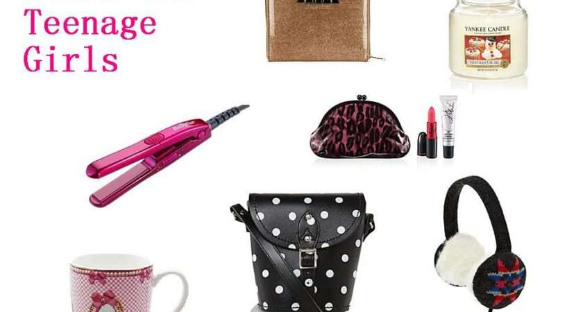 Christmas Present Ideas Teenage Girlsgift Guide Gifts