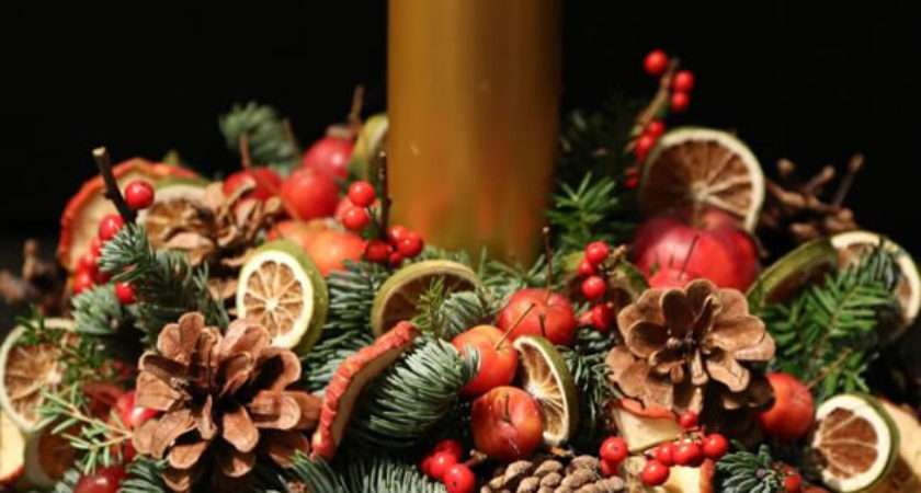 Christmas Table Decorations London Designer Florist