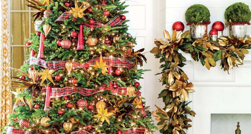 Christmas Tree Ideas Every Style Southern Living
