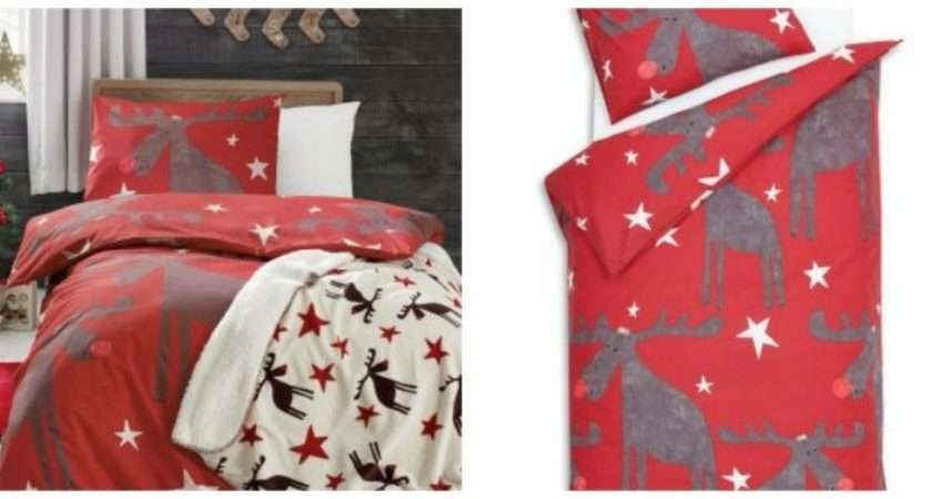 Christmoose Bed Set Next