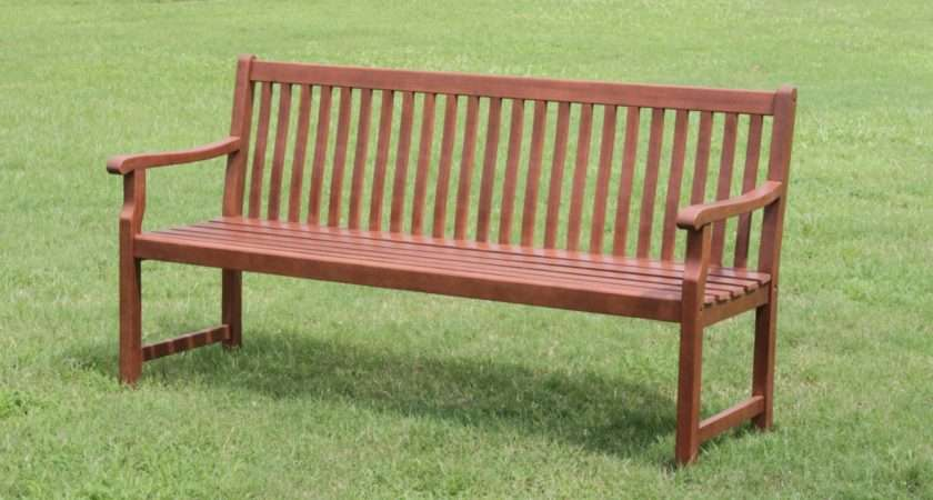 Chunky Seater Bench Simply Wood