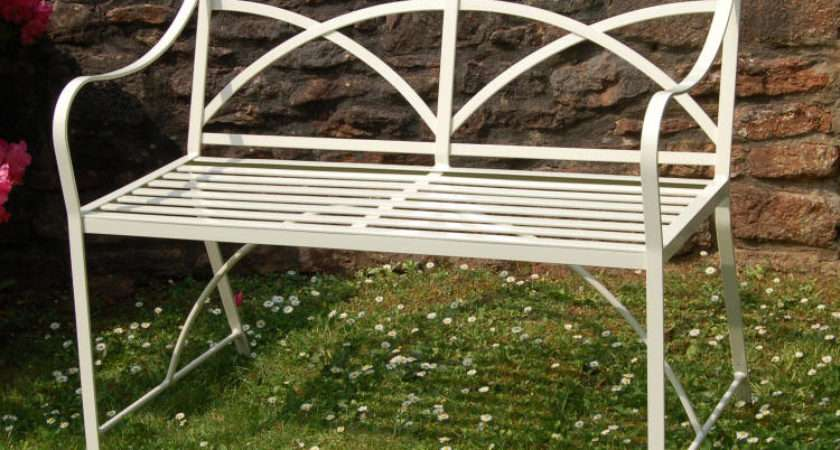 Classic Benches Wrought Iron