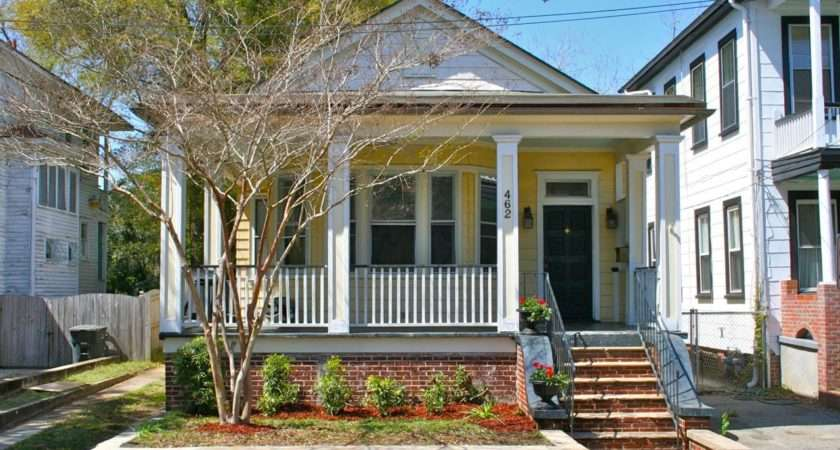 Classic Bungalow Huger Charleston