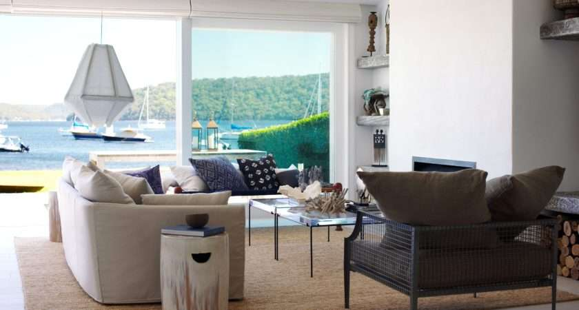 Classic Coastal Interior Design Ideas