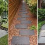 Classic Diy Garden Walkway Ideas Projects