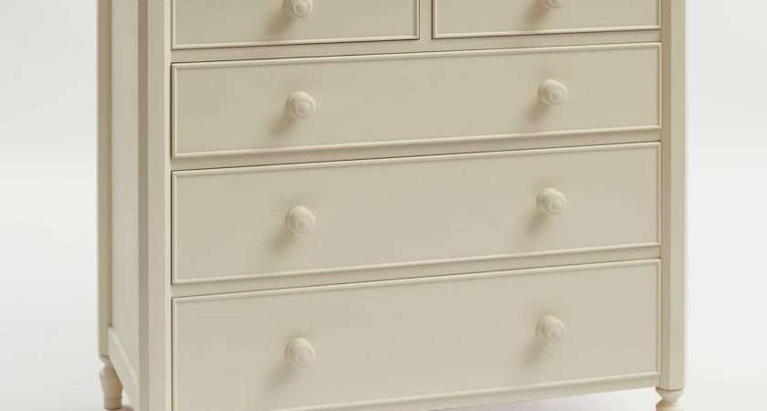 Classic Five Drawer Chest Leporello