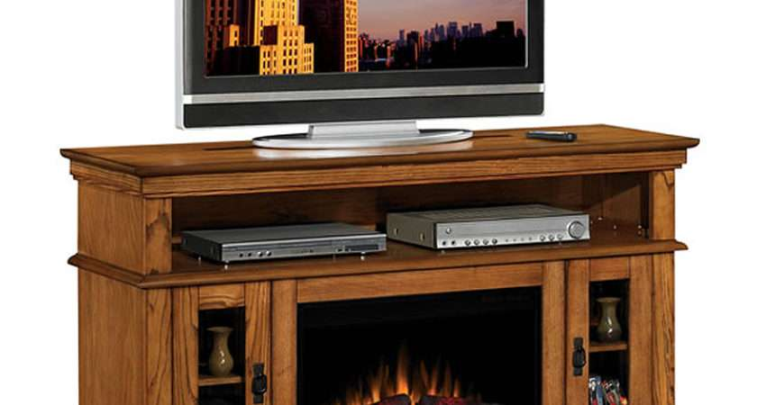 Classic Flame Brookfield Collection Wide Media Mantel