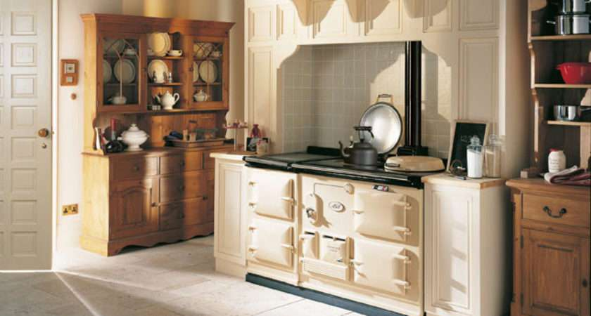 Classic Oven Aga Country Warmth