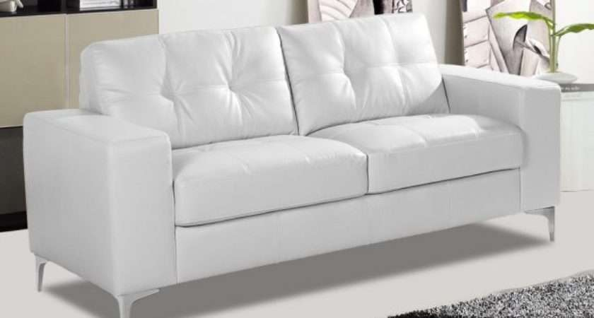 Clean Your White Leather Sofa Keep Bright