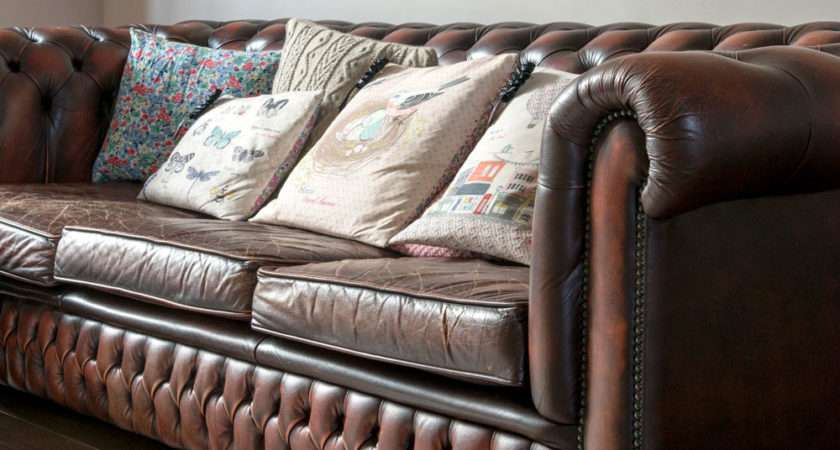 Cleaning Leather Sofa Easily Clean Your