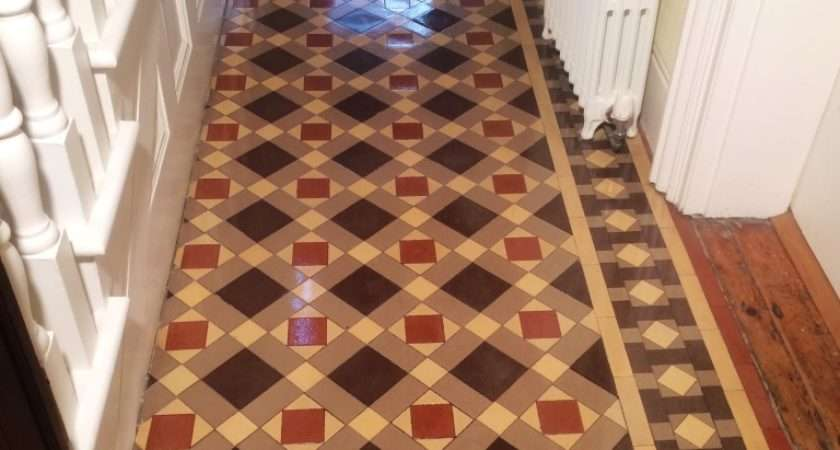 Cleaning Maintenance Advice Victorian Tiled Floors
