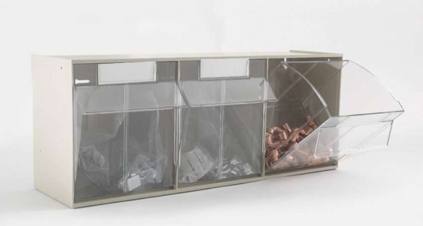 Clearbox Plastic Storage Boxes Containers Bins