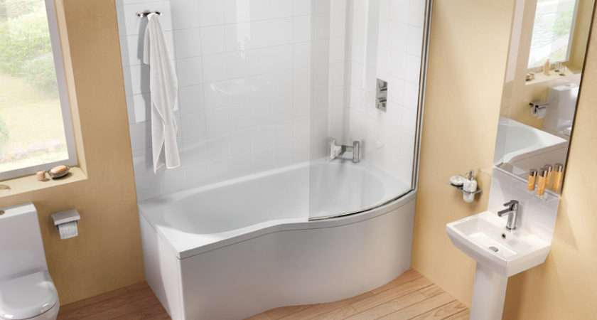 Cleargreen Eco Round Shower Bath