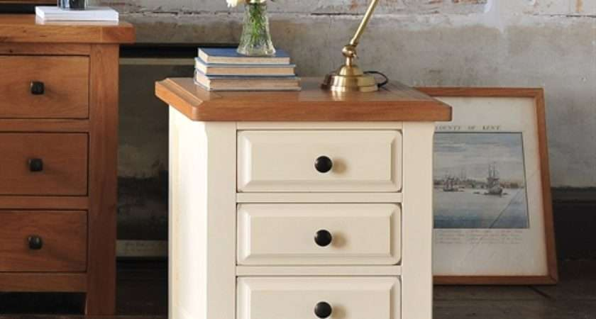 Clermont Shabby Chic Bedside Table Including Delivery