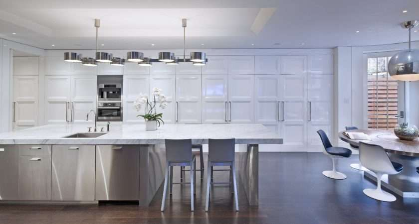 Clever Kitchen Design Ideas Charles New York