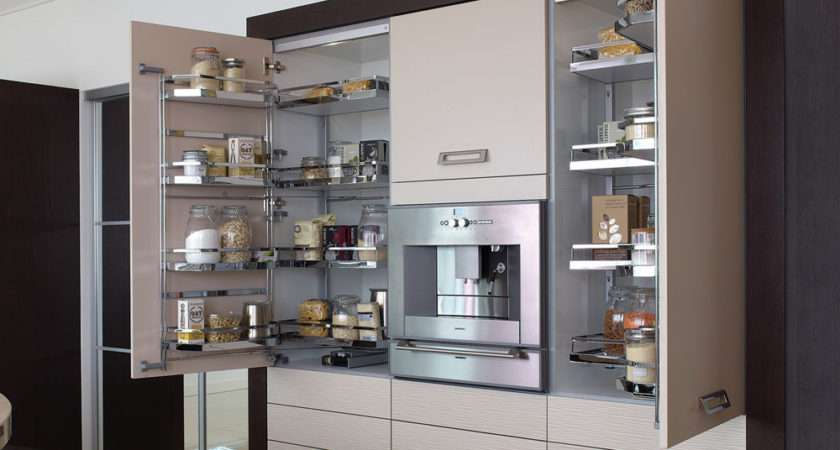 Clever Storage Solutions Metris Kitchens