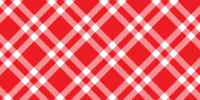 Clipart Red Gingham Checkered