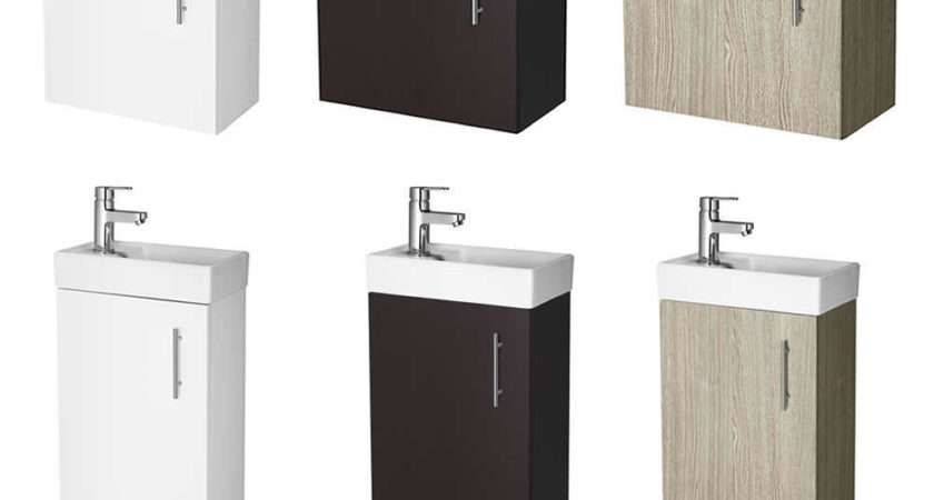 Cloakroom Sink Vanity Unit Interior Entertainment