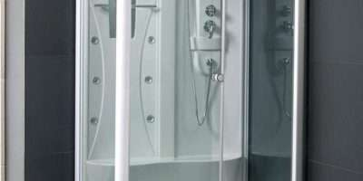 Clocks Walk Shower Enclosures Tray Sizes