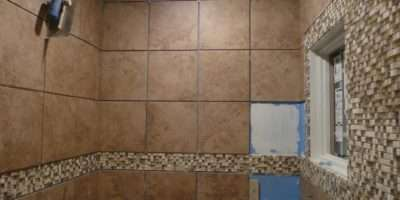 Close Tile Master Shower