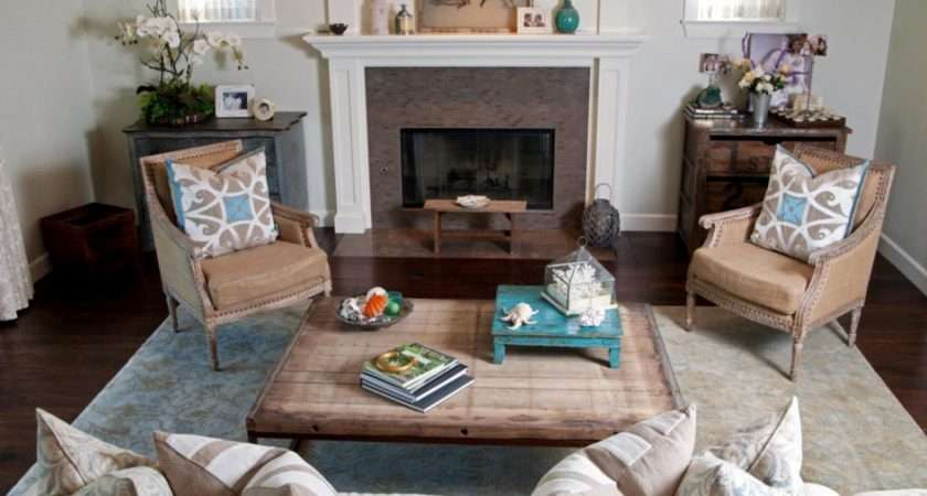 Coastal Living Room Ideas Dining Decorating