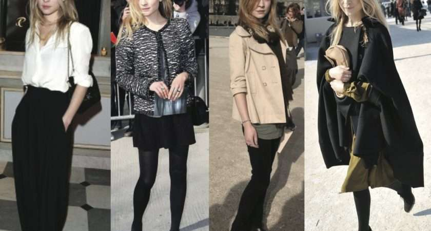 Coco Birdie Style Icon Clemence Poesy
