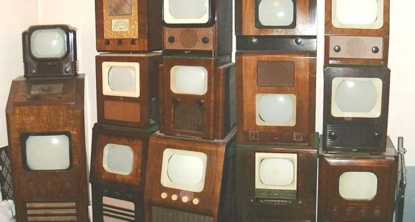 Collection Rare Televisions