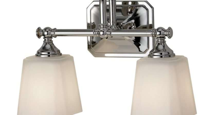 Colonial Style Double Bathroom Wall Light Lighting