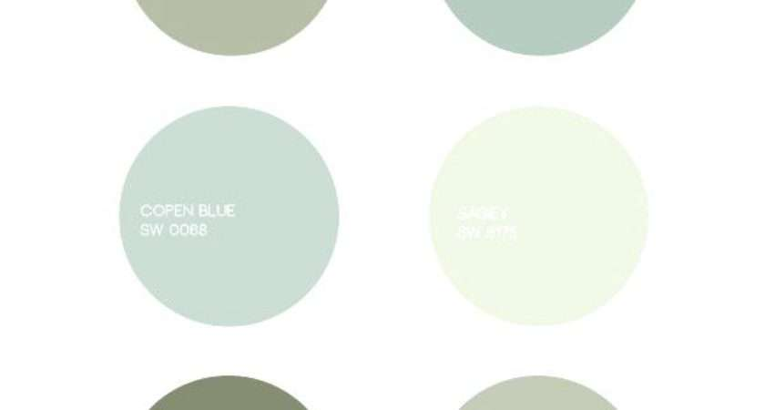 Color Goes Sage Green Walls Twoteneast