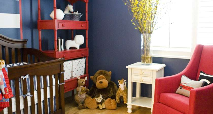 Color Psychology Nursery Rooms Learn