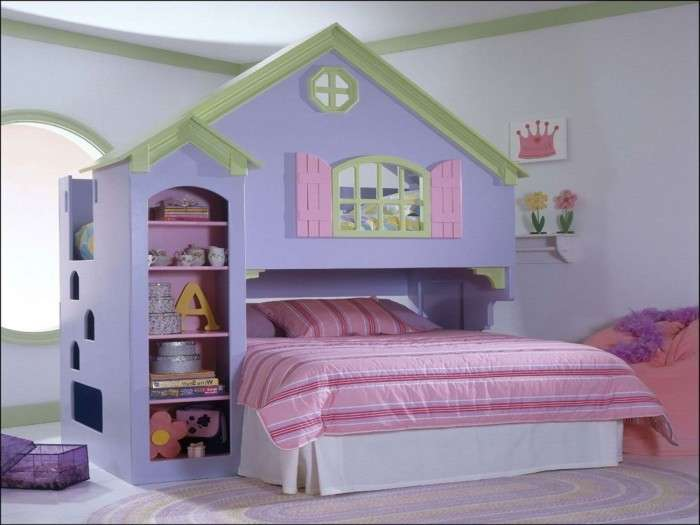 Colorful Cool Beds Teenagers Bedroom Inspiration