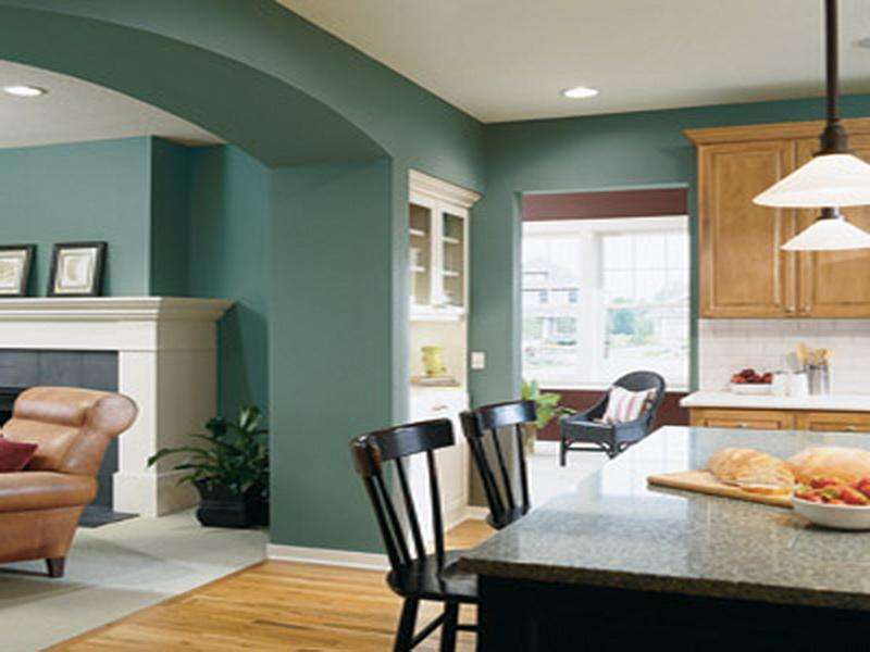 Colors Ideas Dining Room Paint Living