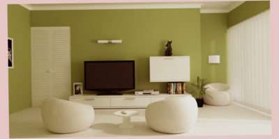 Colors Inspirational Design Green Popular Living Room