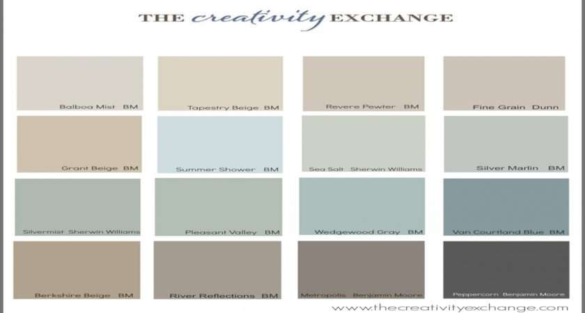Colors Most Benjamin Moore Paint Plus Popular