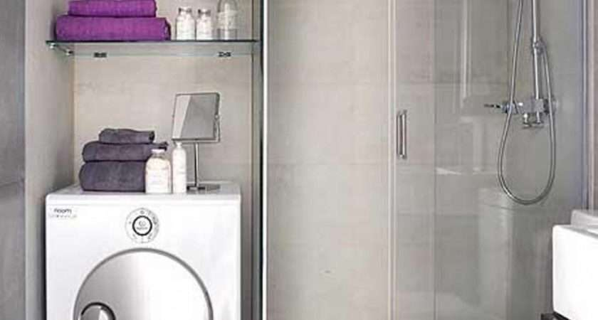 Colors Paint Small Bathroom Laundry Room Combo