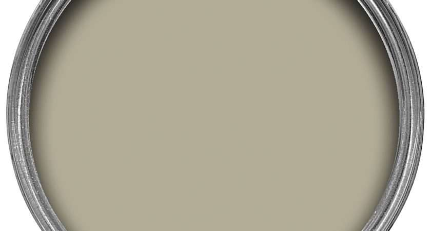 Colours Olive Green Satin Wood Metal Paint