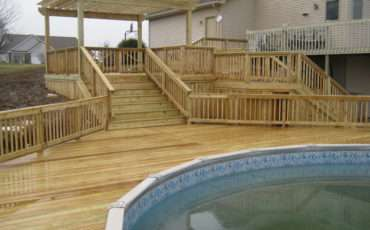 Columbia City House Now Connected Pool New Decks