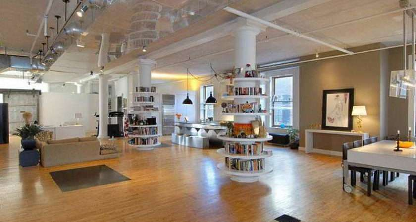 Comfortable Nyc Loft Apartment Design Ideas Great