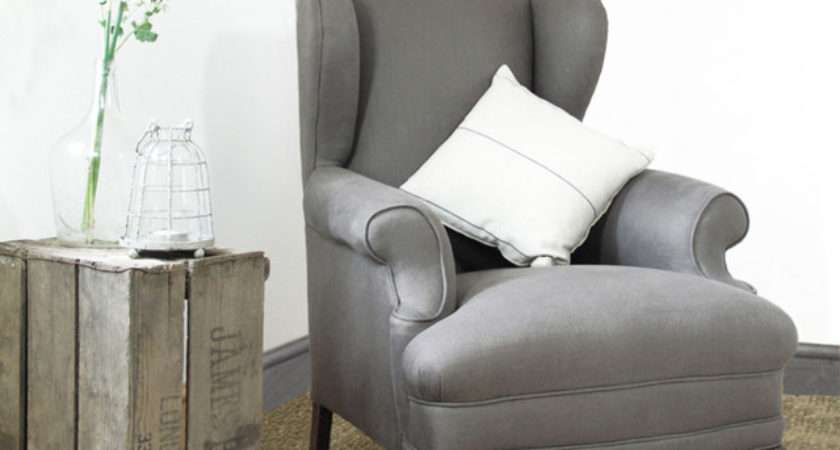 Comfy Armchairs Accent Chairs Wales Loop