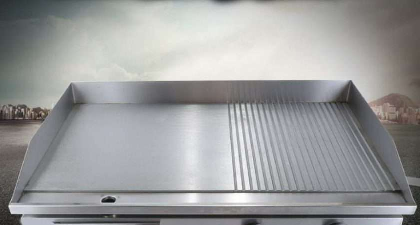 Commercial Teppanyaki Grill Hot Plate Bbq Stainless