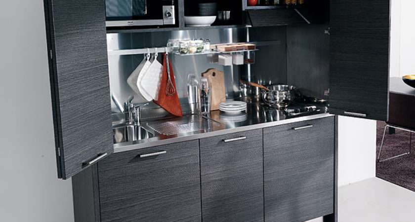 Compact Kitchen Designs Small Spaces Everything