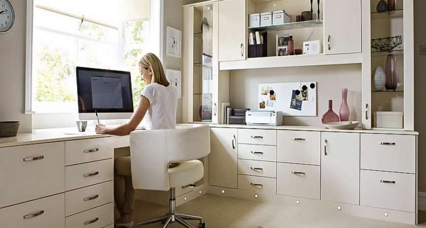 Company London White Contemporary Home Office Furniture Ideas