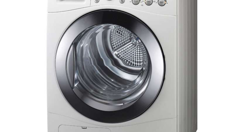 Condenser Tumble Dryer White