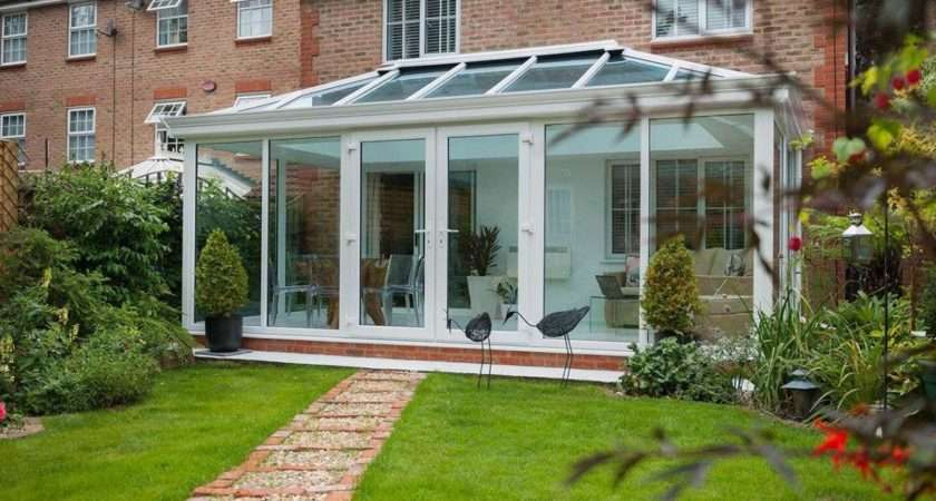 Conservatories Glass Floor Conservatory