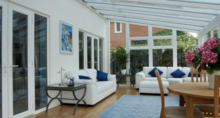 Conservatories Have Only Been Warm Weather Room New Technology