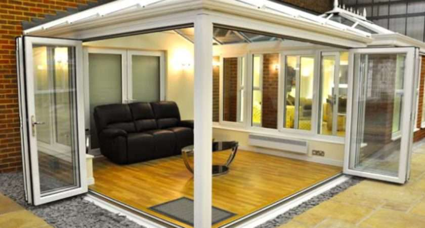 Conservatories Stoke Trent Folding Doors Longton