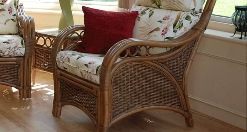 Conservatory Cane Chair Comfortable Chairs