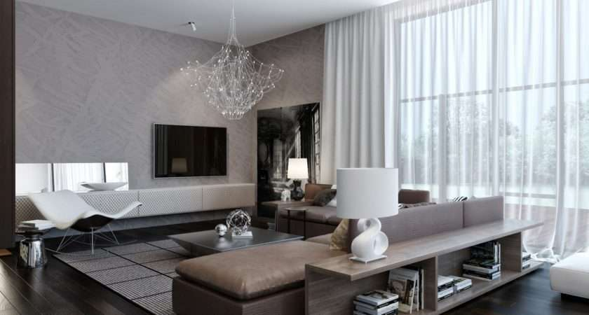 Consider Comes Modern Living Room Ideas