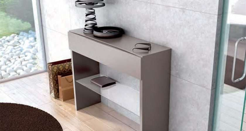 Console Hall Tables Modern Furniture